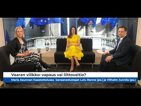 Itsenäinen Suomi – vai liittovaltio?