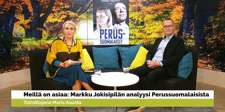 Markku Jokisipilä kirjoitti kirjan perussuomalaisista – ja metelihän siitä nousi