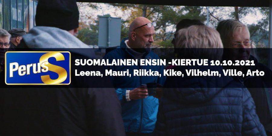 Hallitus ei välitä suomalaisista – PS välittää!